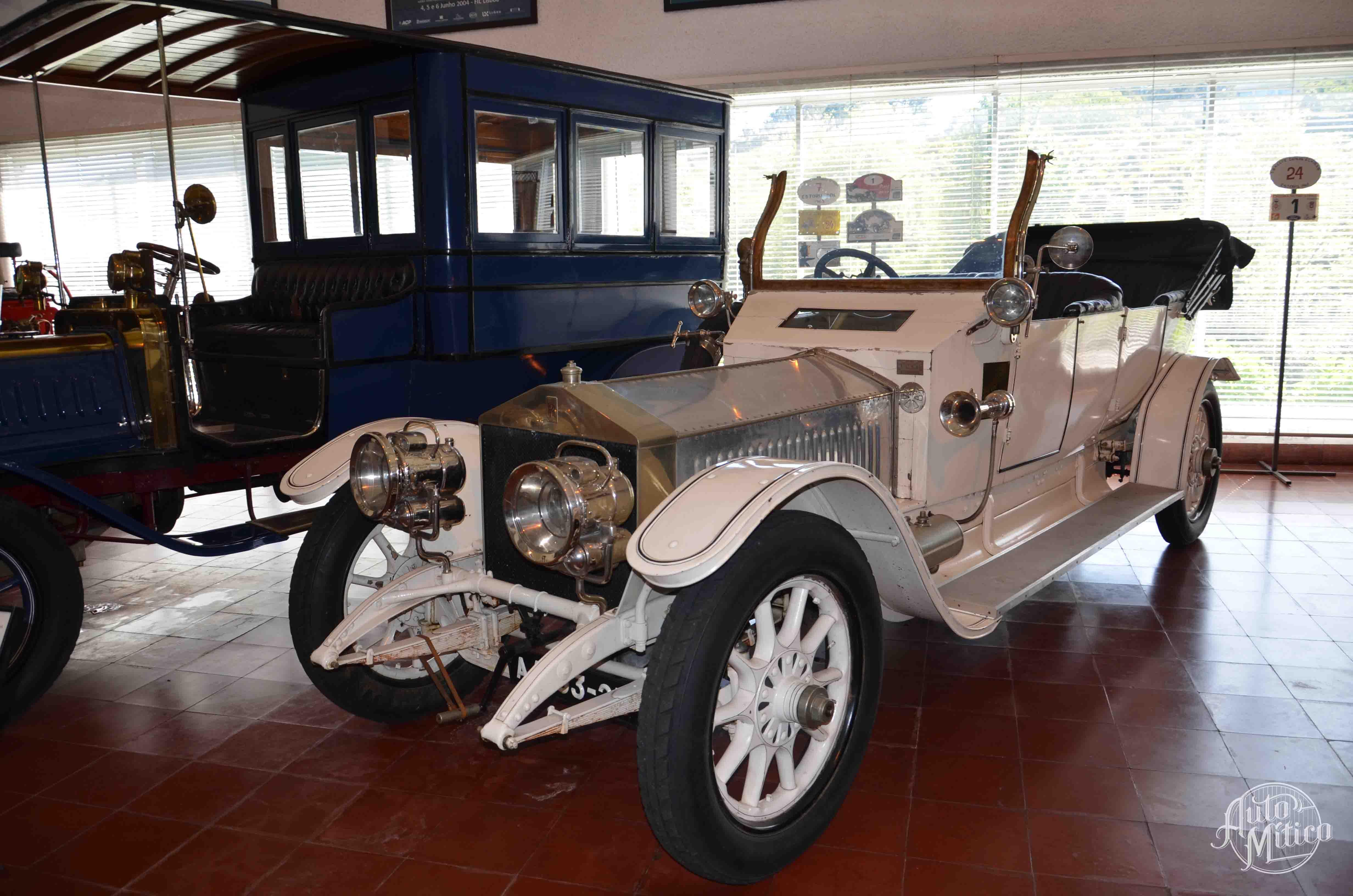 Automitico Caramulo D Dion Bouton Al Darracq12 Hp Opentourer 02