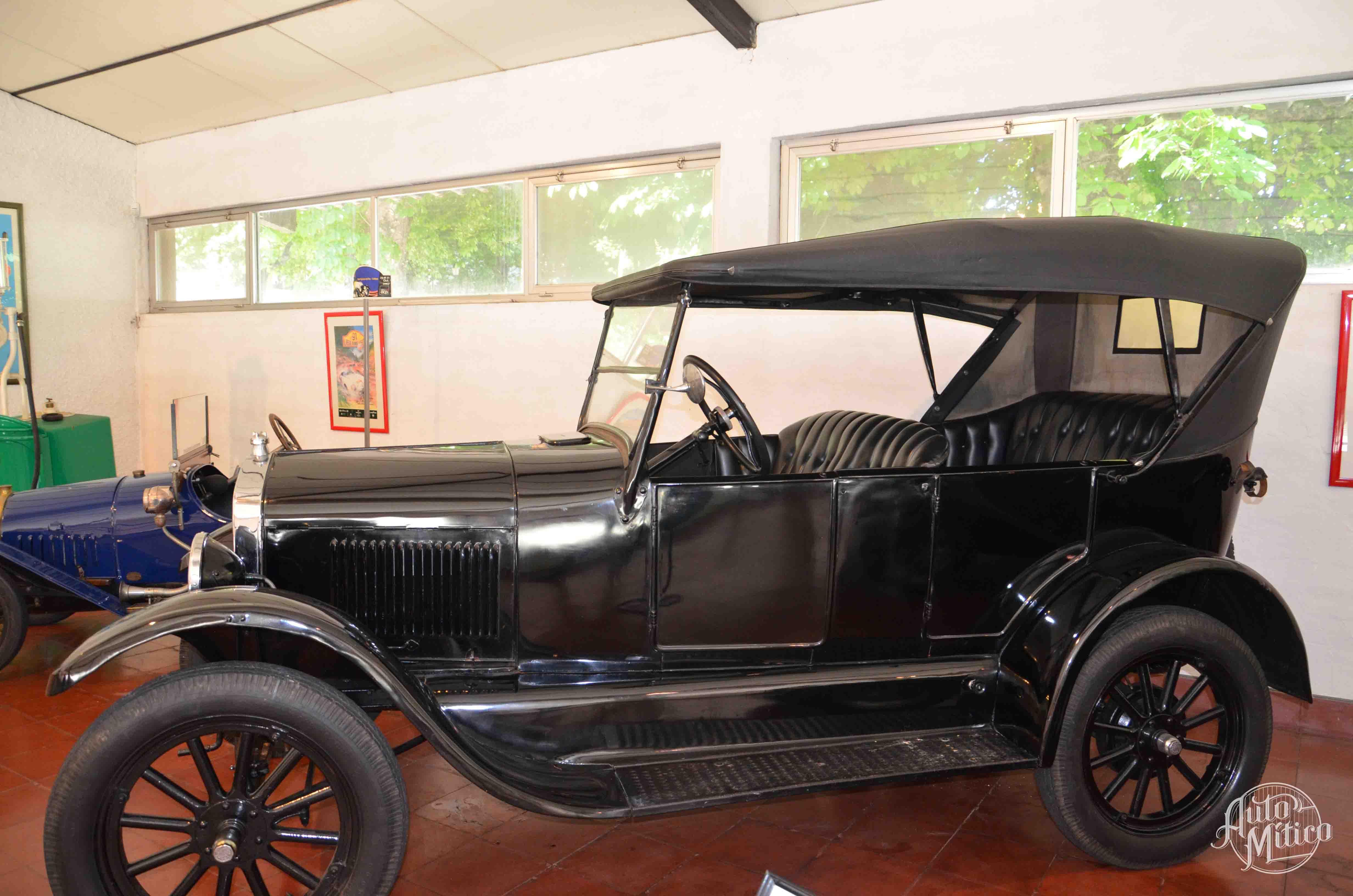 Automitico Caramulo FordT 1925