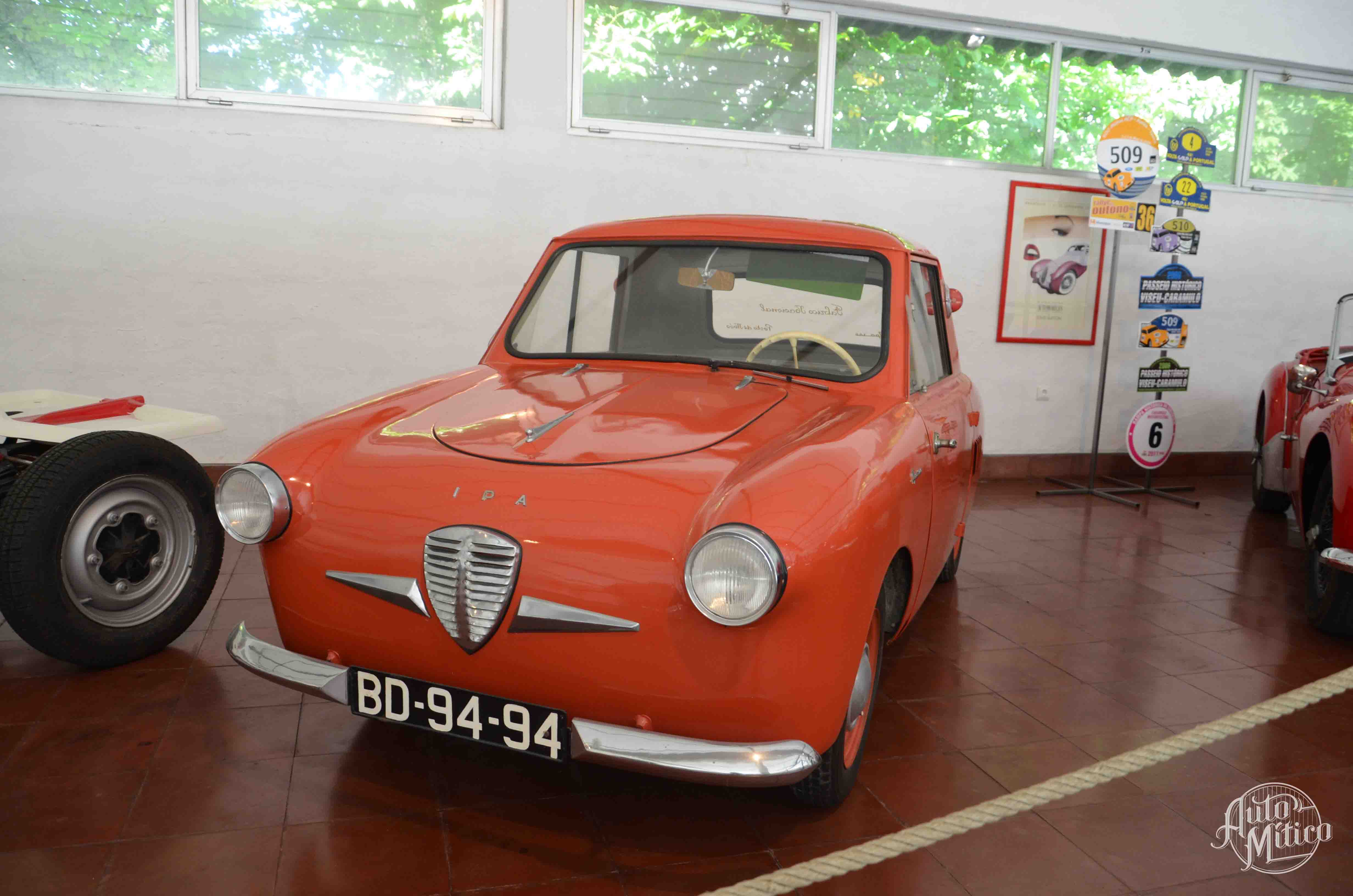 Automitico Caramulo IPA 300 1958