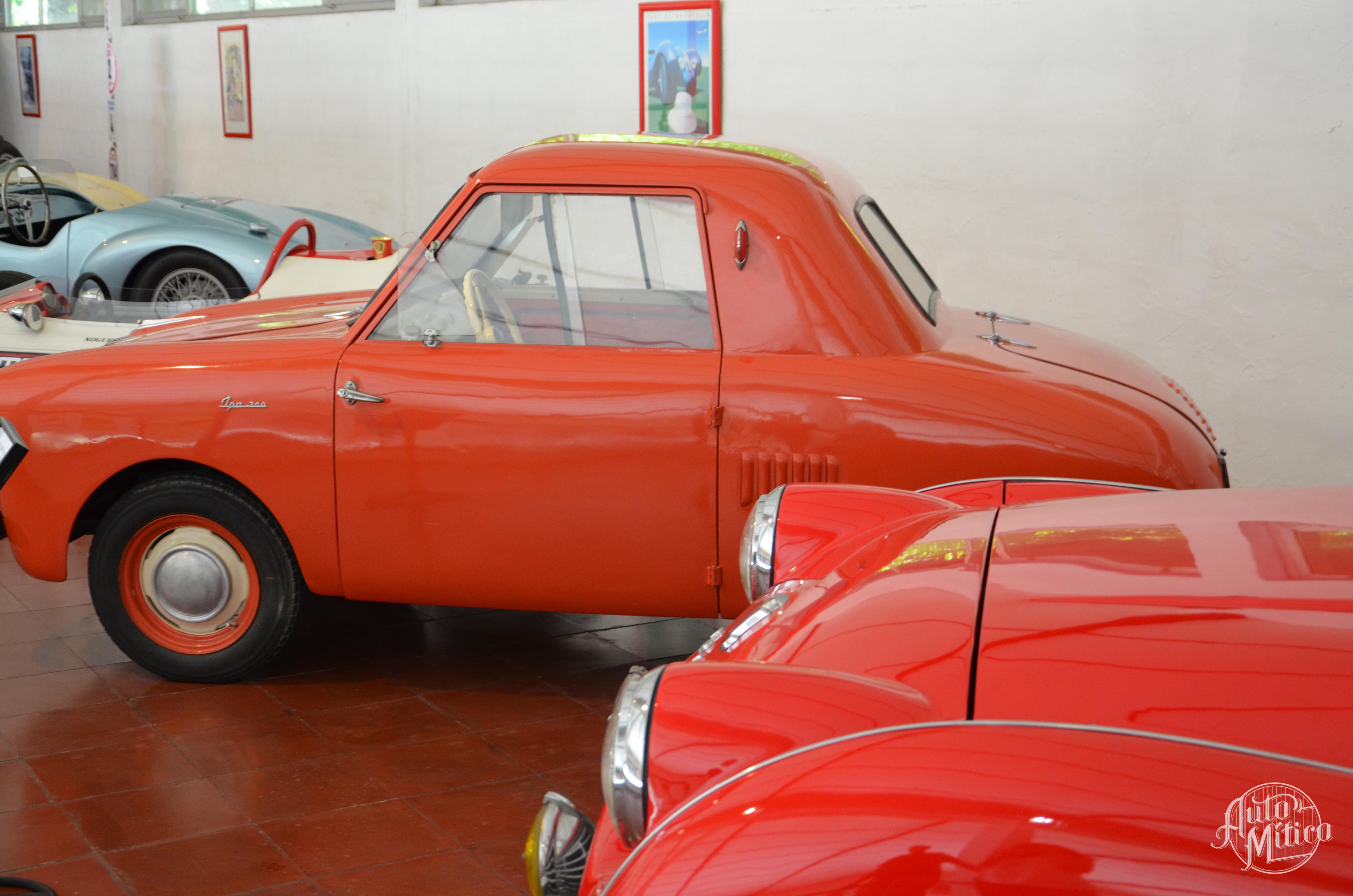 Automitico Caramulo IPA 300 Triumph TR3