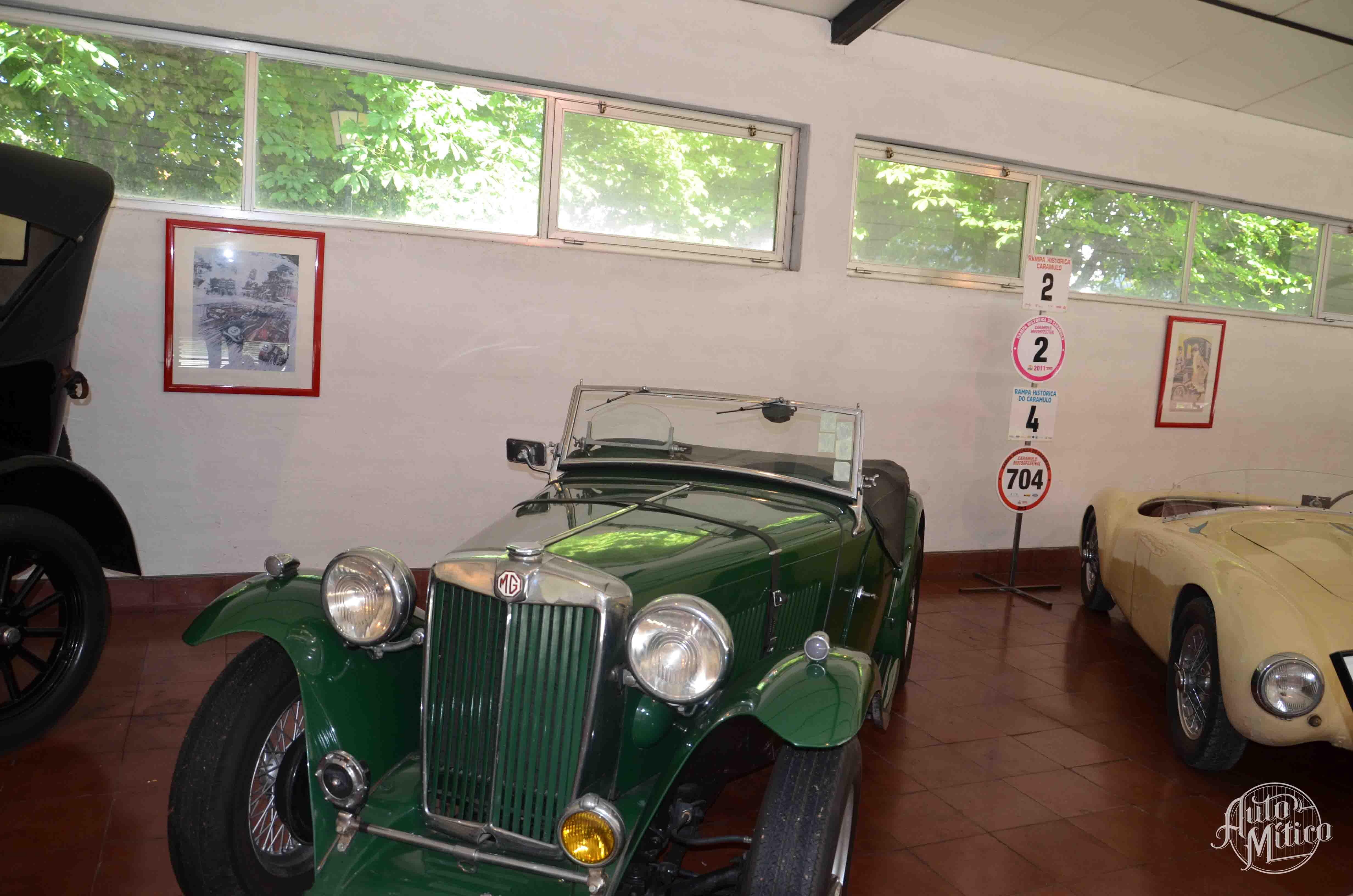 Automitico Caramulo MG TC 1946