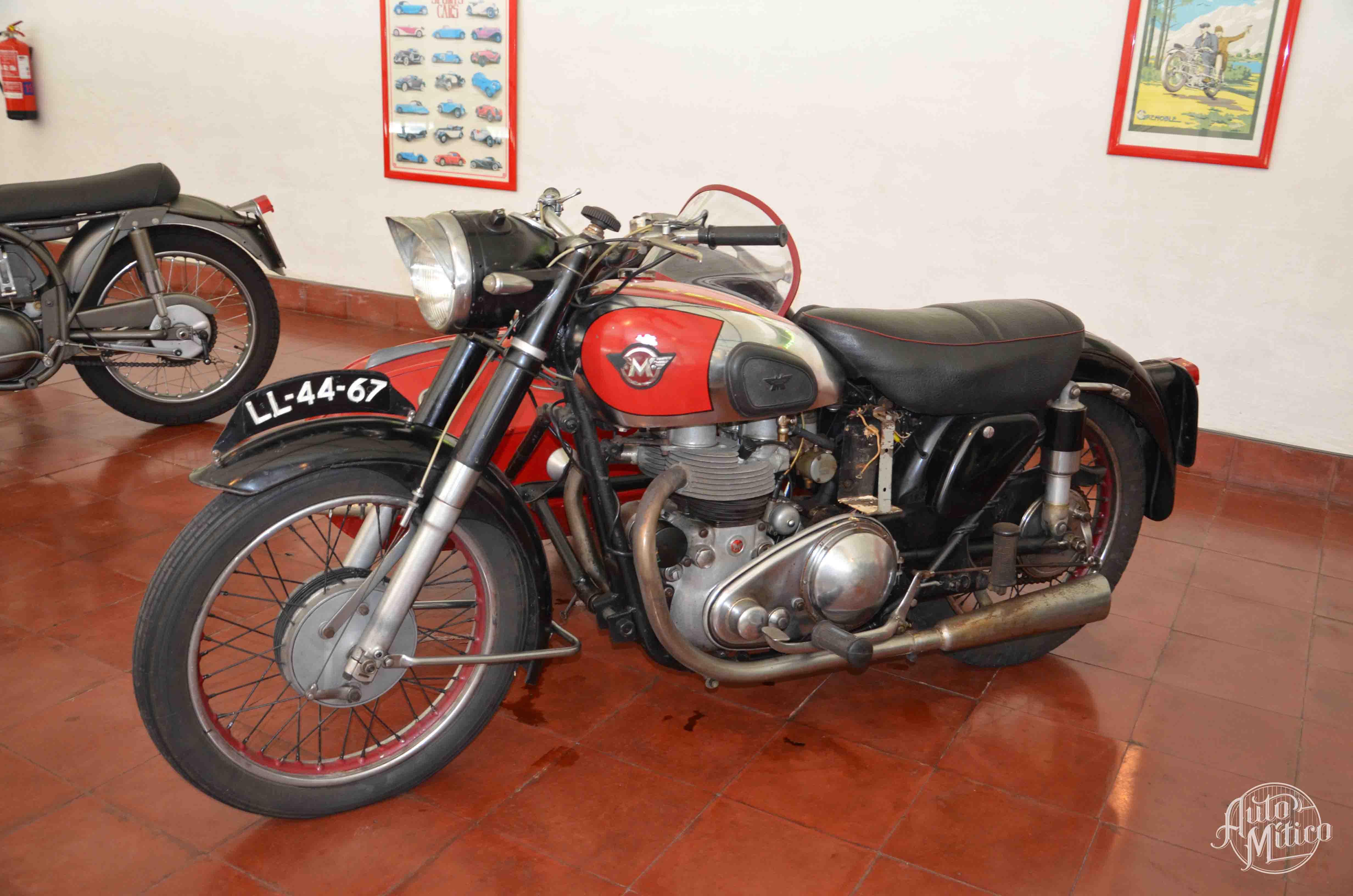 Automitico Caramulo Matchless 1955 02