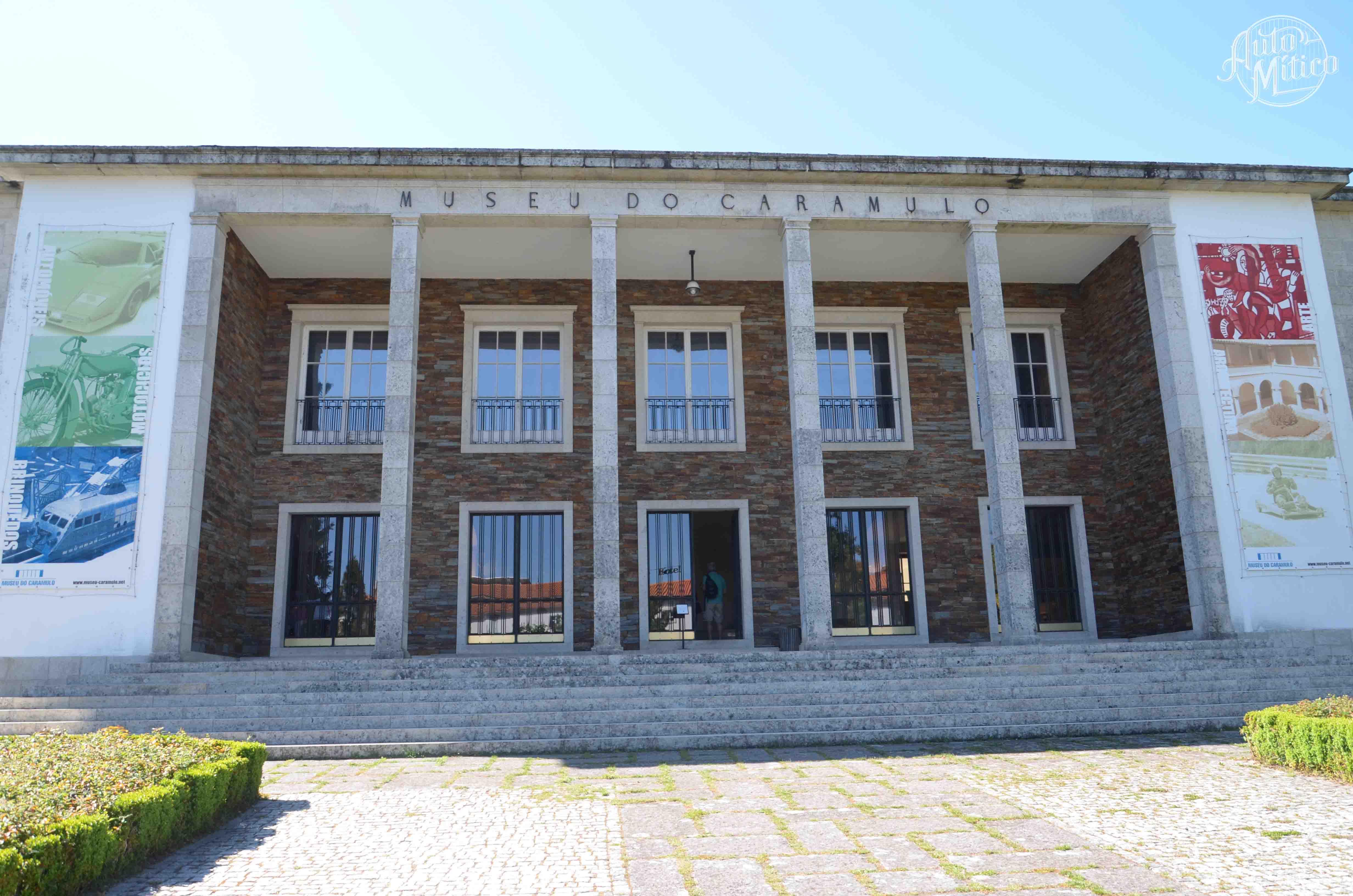 Automitico Caramulo Museo Do Caramulo