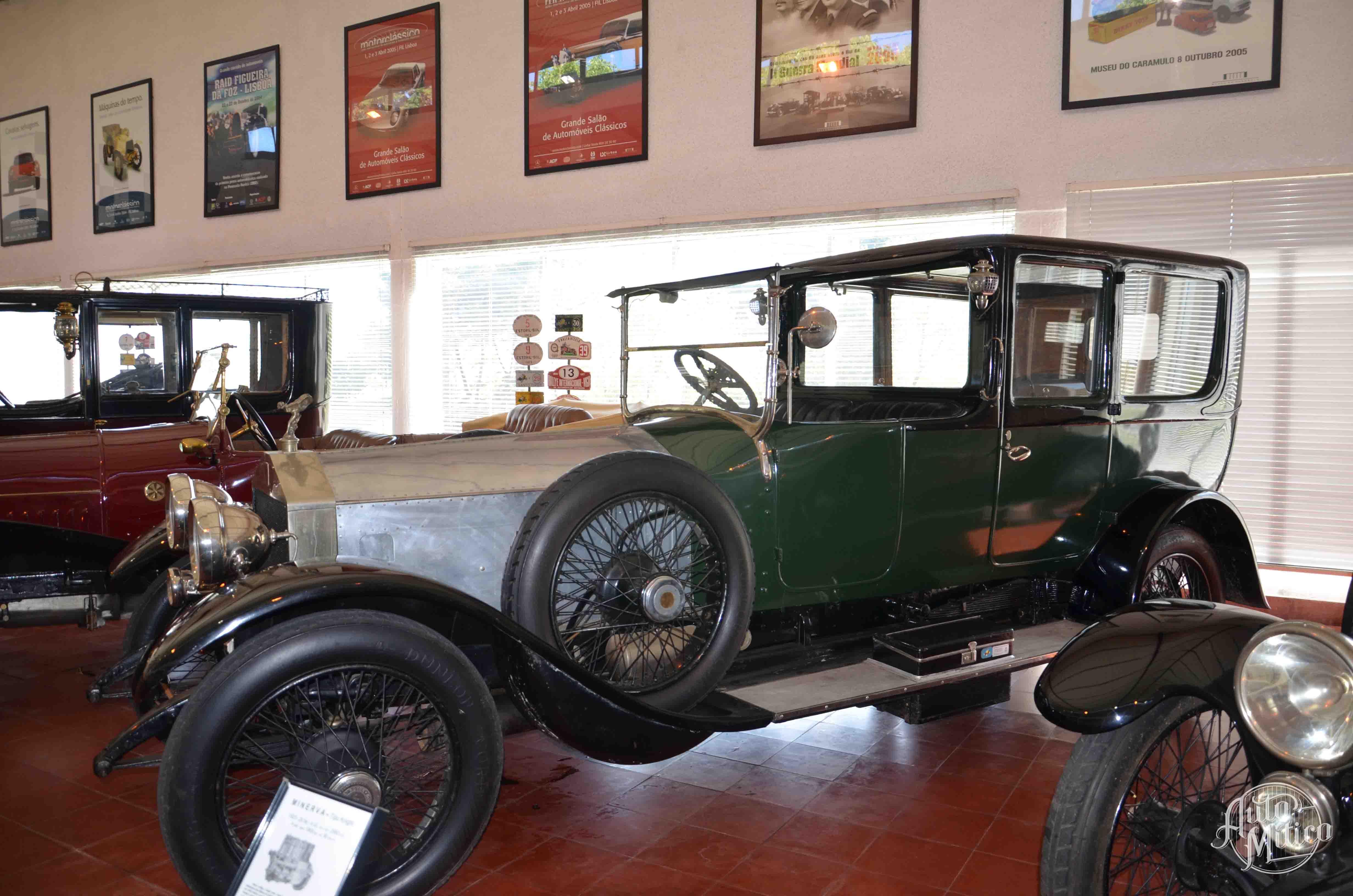 Automitico Caramulo RollsRoyce SilverGhost 1920