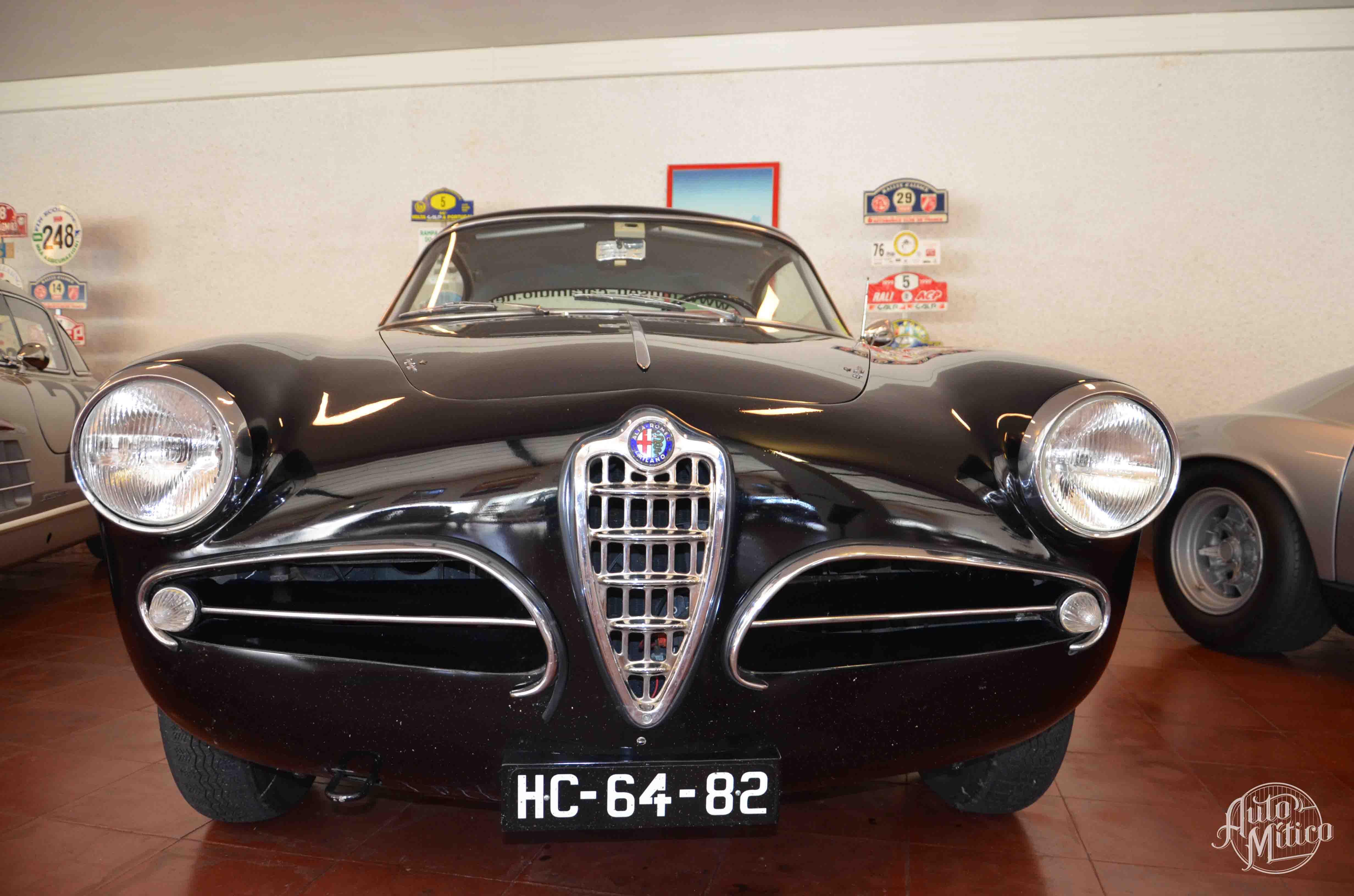 Automitico Caramulo Alfaromeo 1900 1956