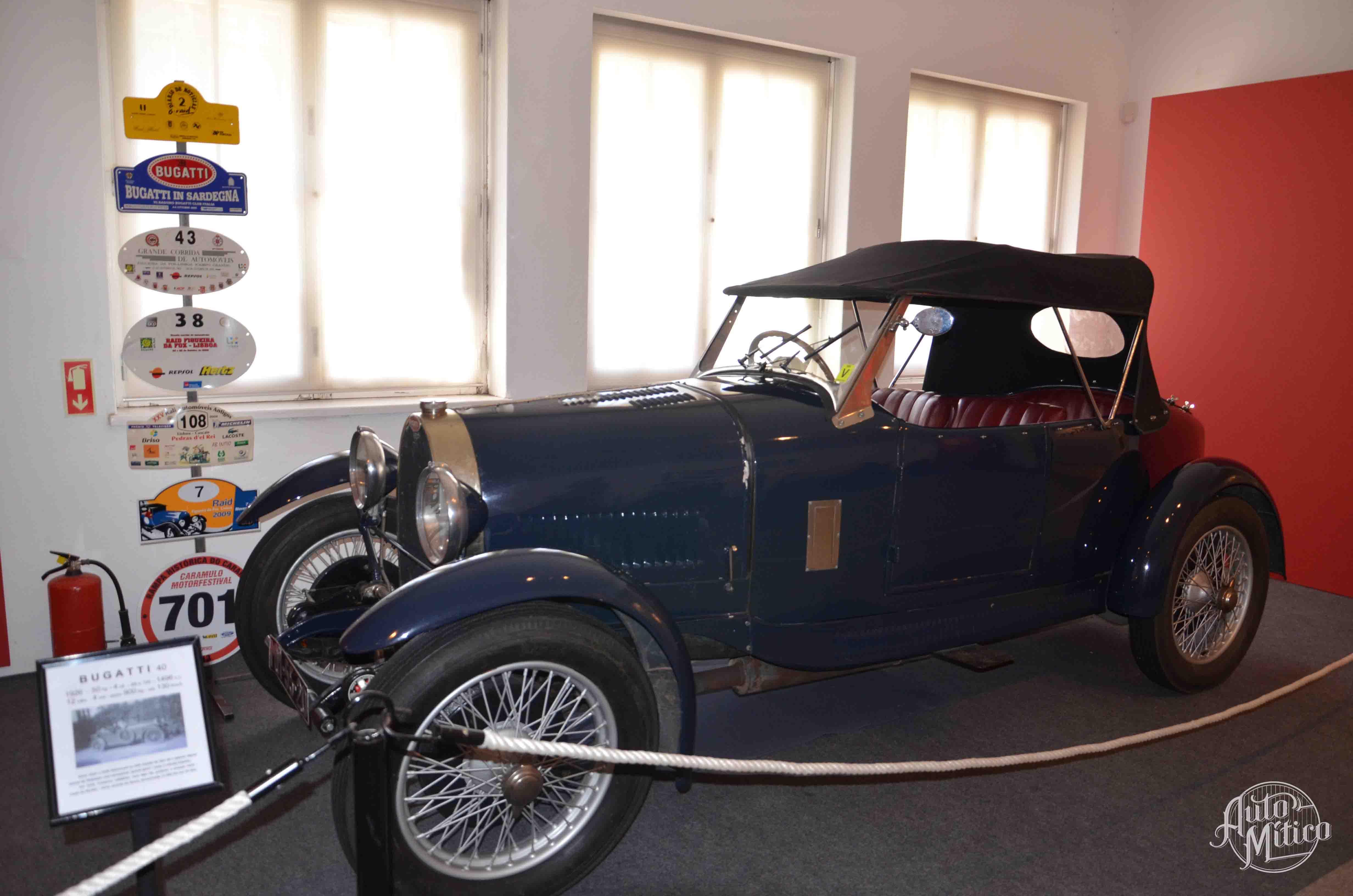 Automitico Caramulo Bugatti 1926