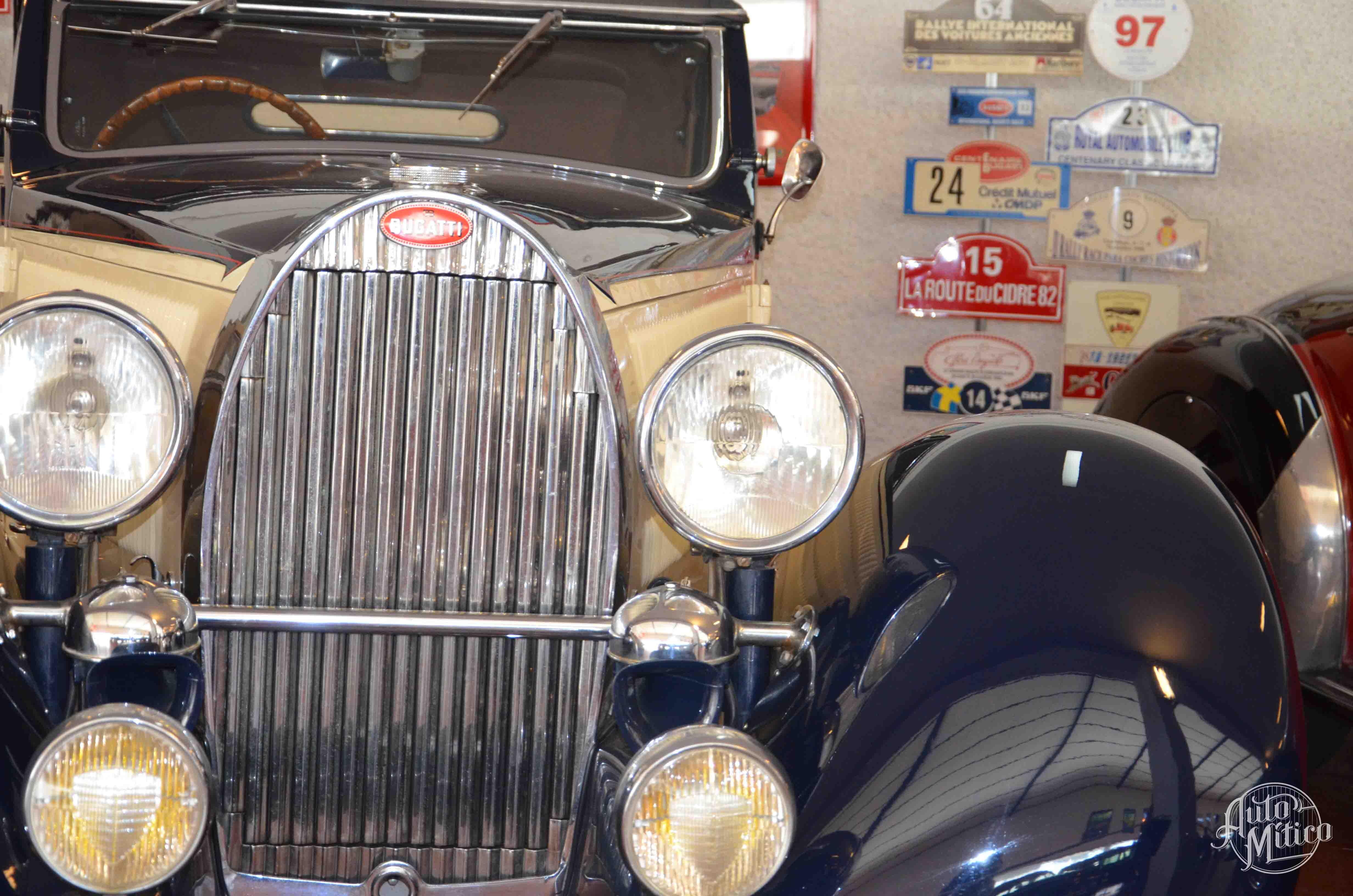 Bugatti Type 57 Stelvio Gangloff 1936