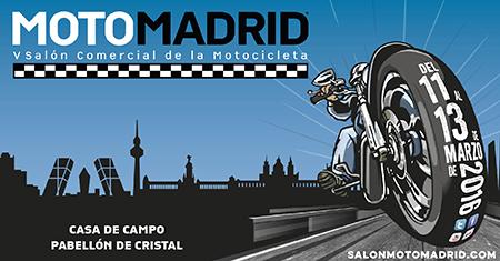 V SALÓN MOTO MADRID
