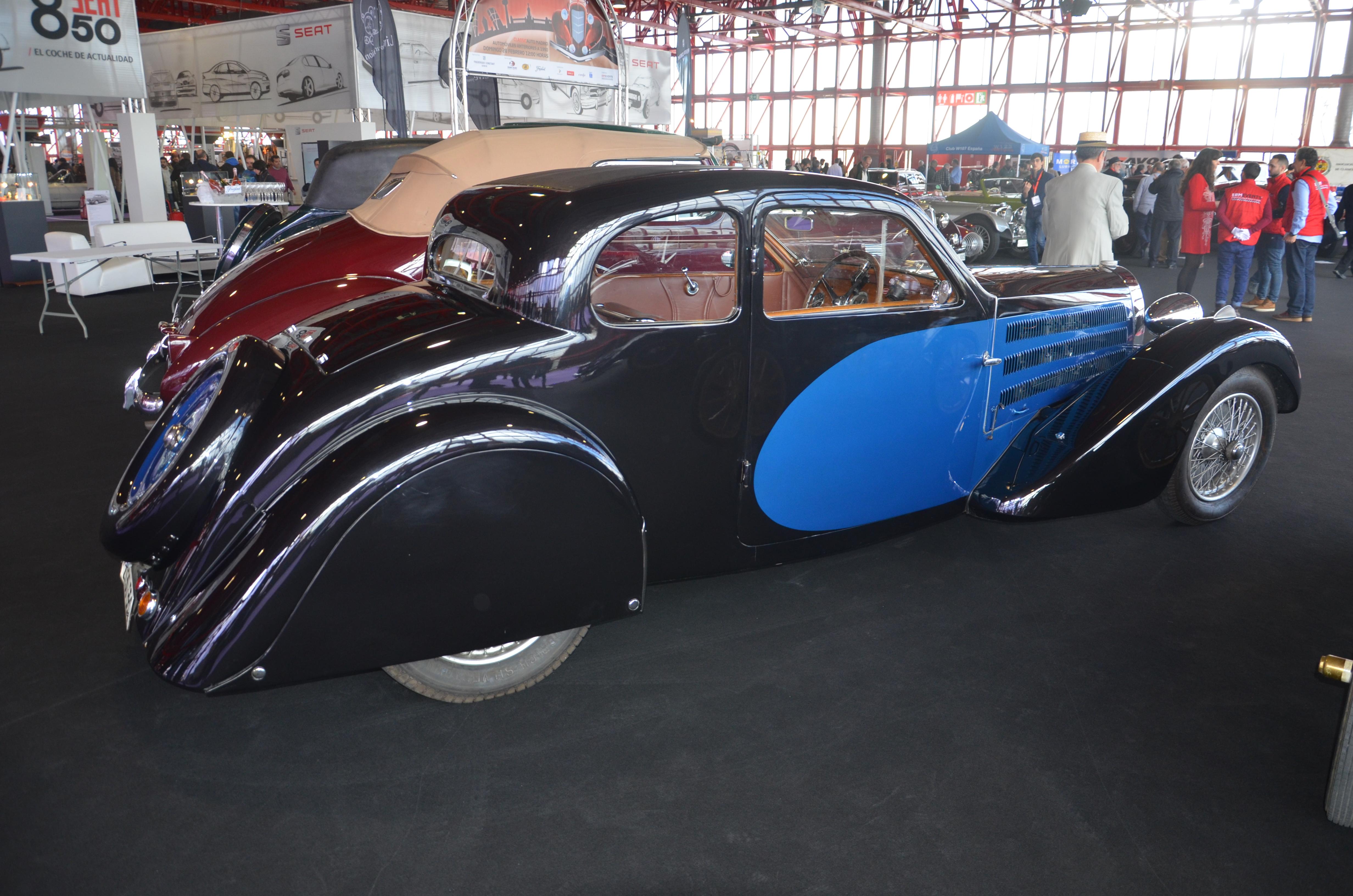 Automitico Classicauto Madrid 2016 (231)