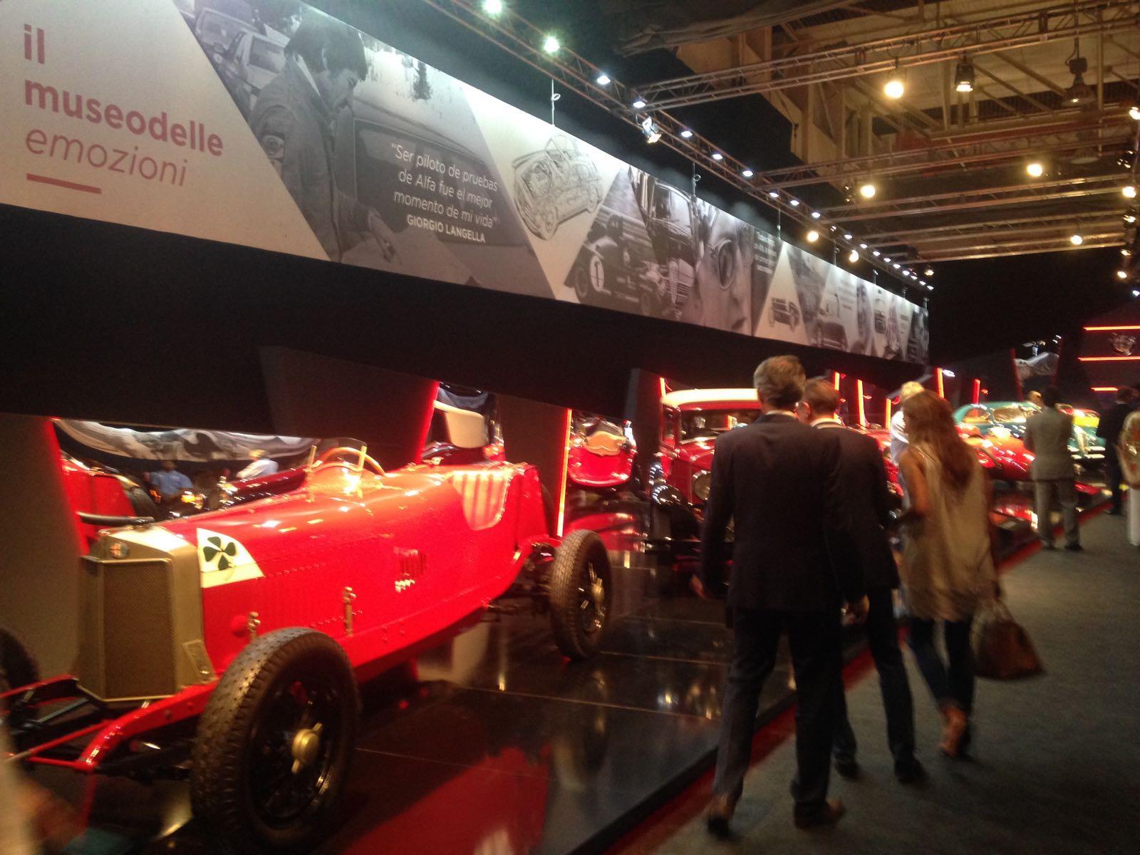 Alfa Romeo Il Museo Delle Emozioni Automitico (20)