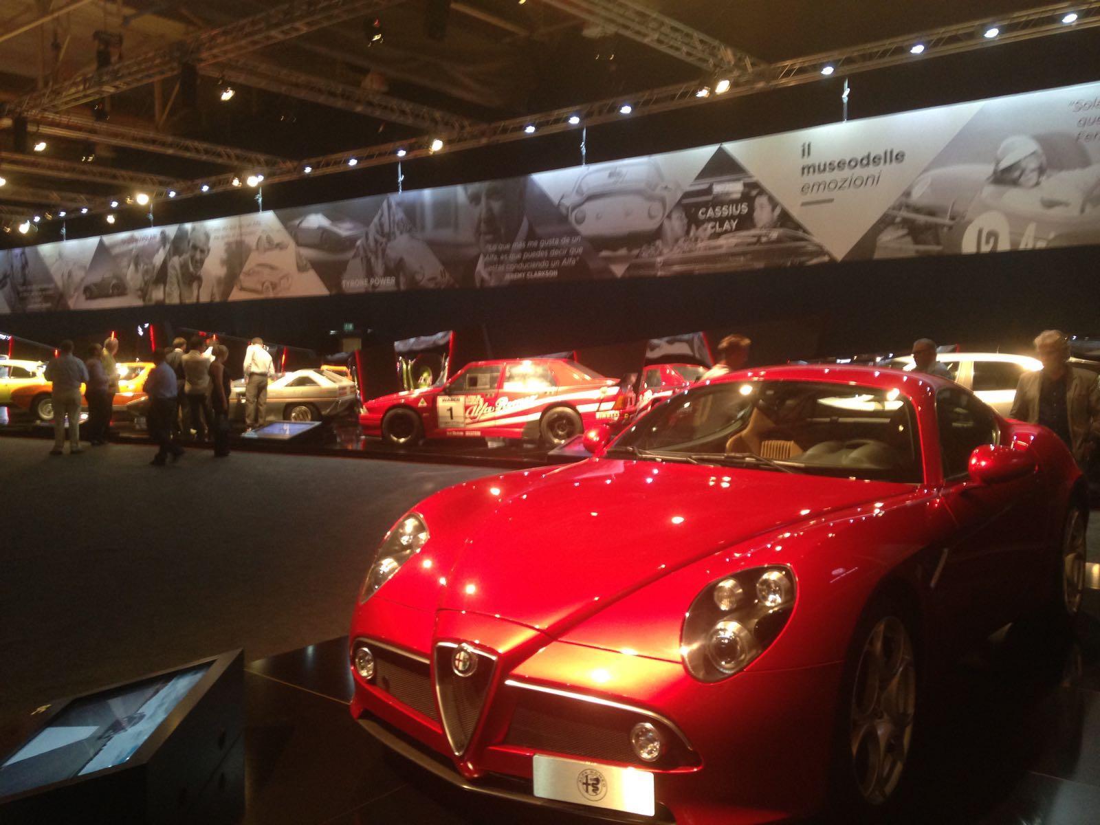 Alfa Romeo Il Museo Delle Emozioni Automitico (21)