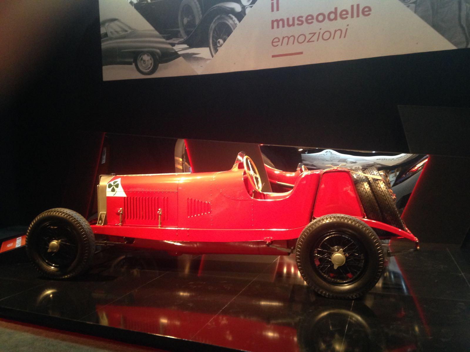 Alfa Romeo Il Museo Delle Emozioni Automitico (23)