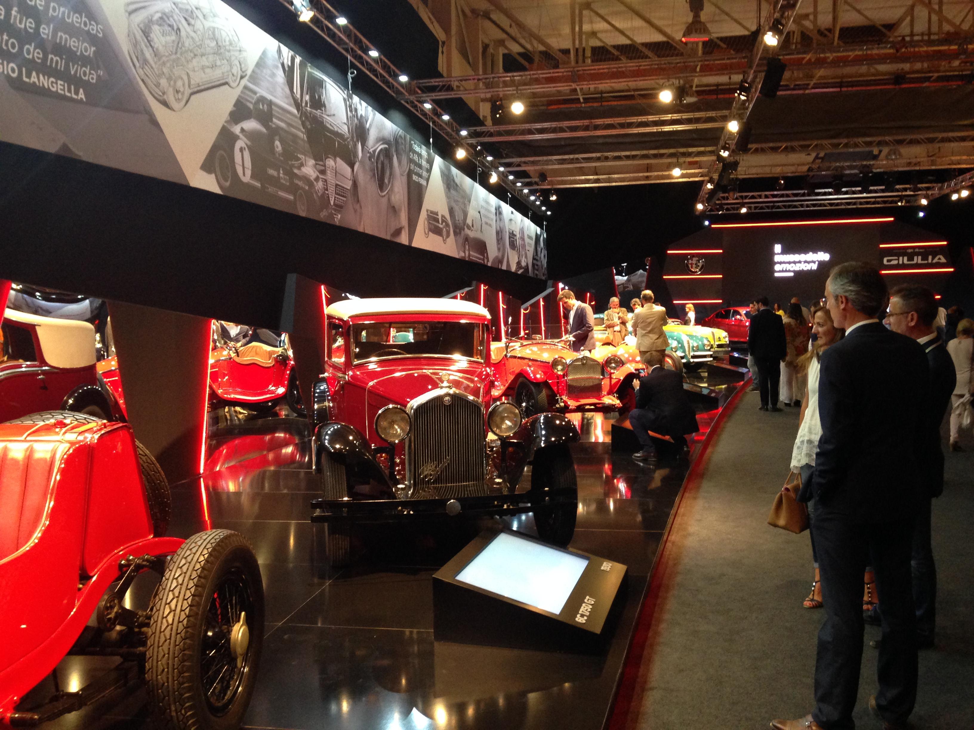 Alfa Romeo Il Museo Delle Emozioni Automitico (28)