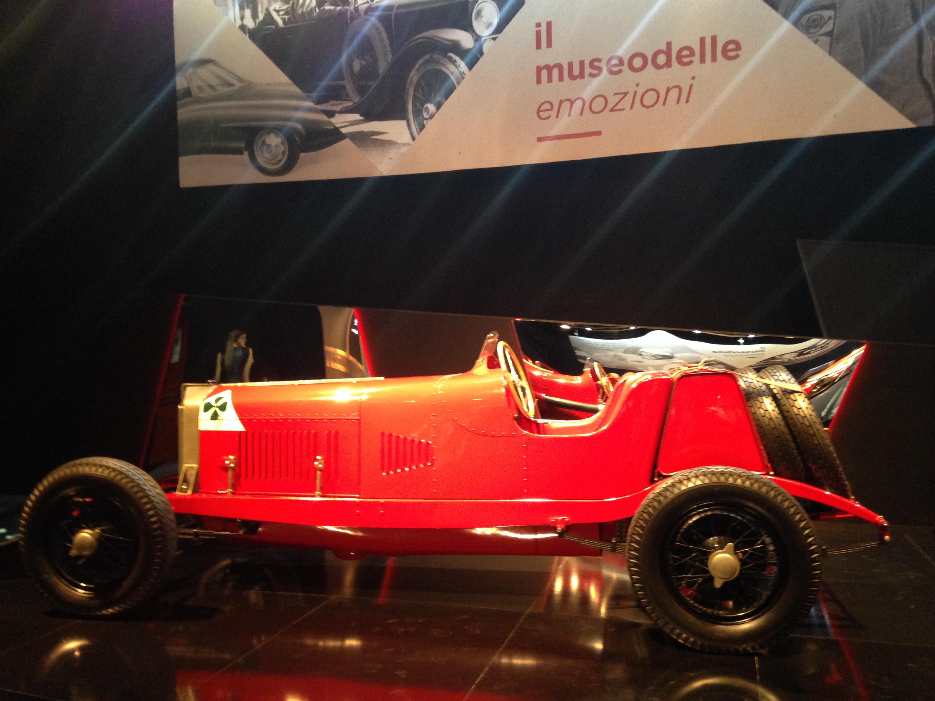 Alfa Romeo Il Museo Delle Emozioni Automitico (29)