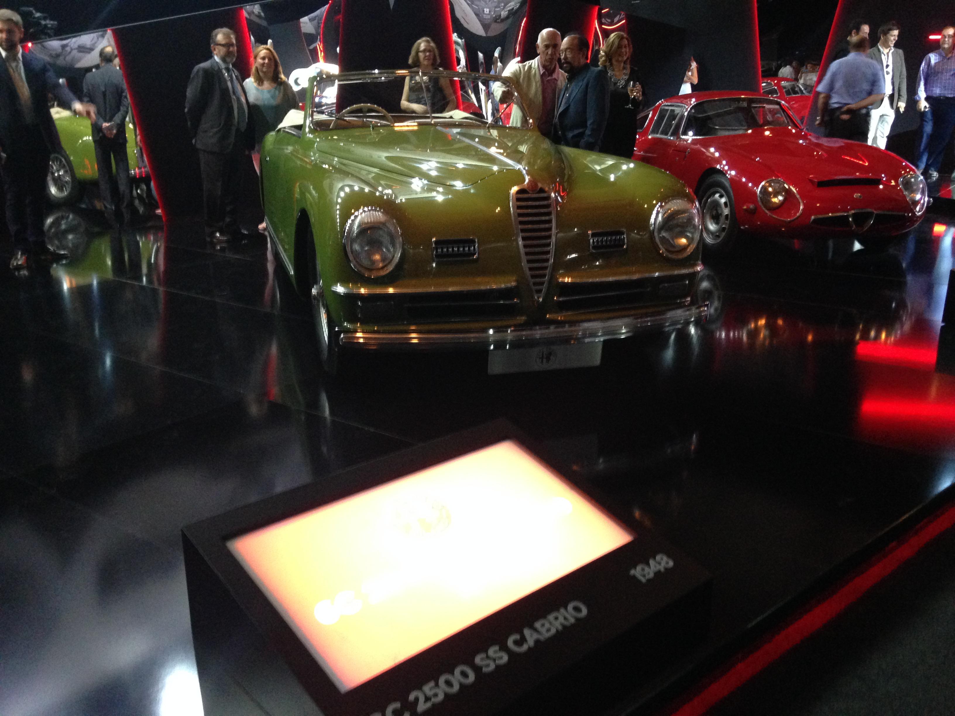 Alfa Romeo Il Museo Delle Emozioni Automitico (37)