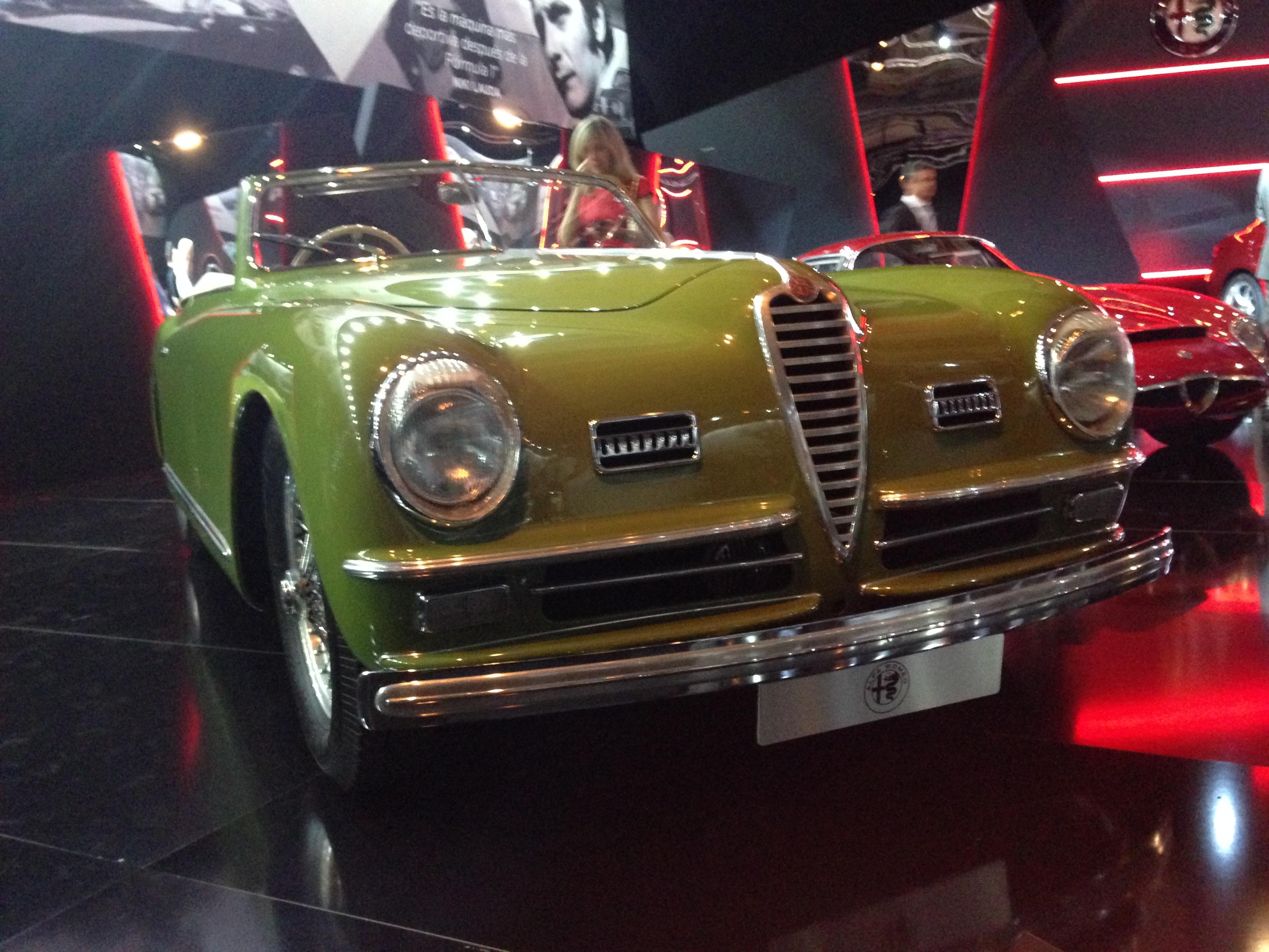 Alfa Romeo Il Museo Delle Emozioni Automitico (40)