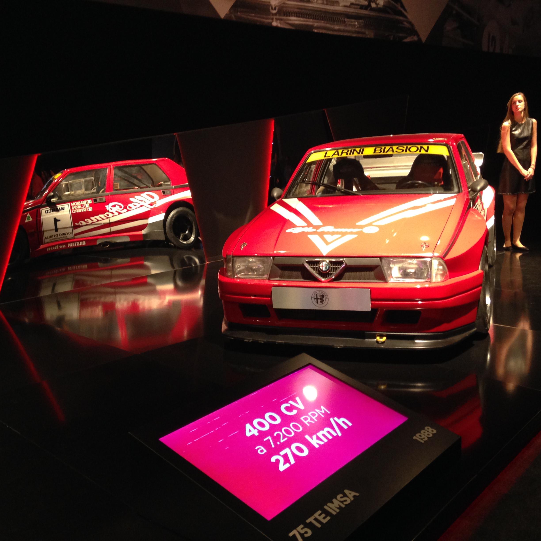 Alfa Romeo Il Museo Delle Emozioni Automitico (9)