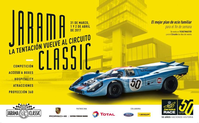 El Jarama Classic Tendrá Lugar El 31 De Marzo, Y 1 Y 2 De Abril